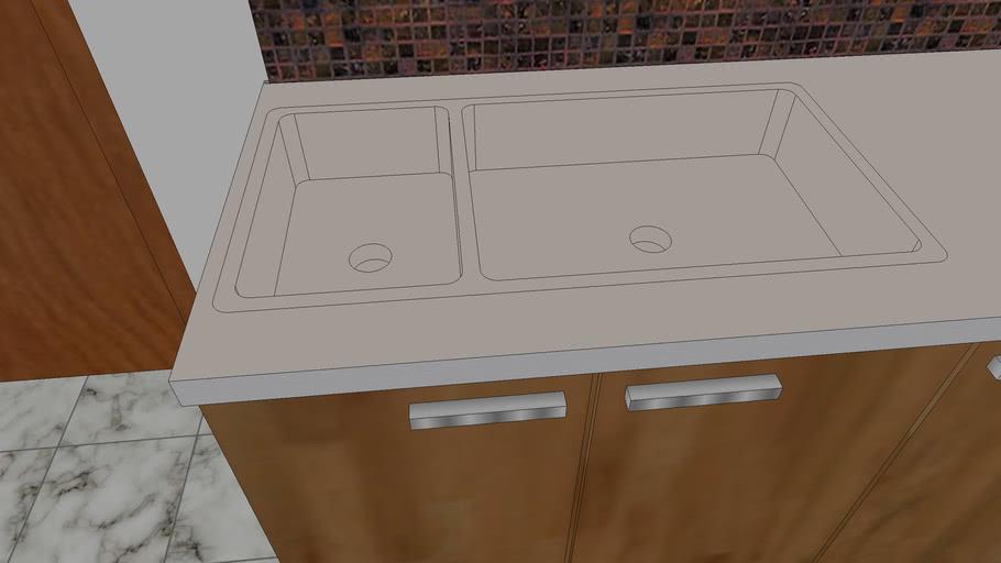 kitchen set item