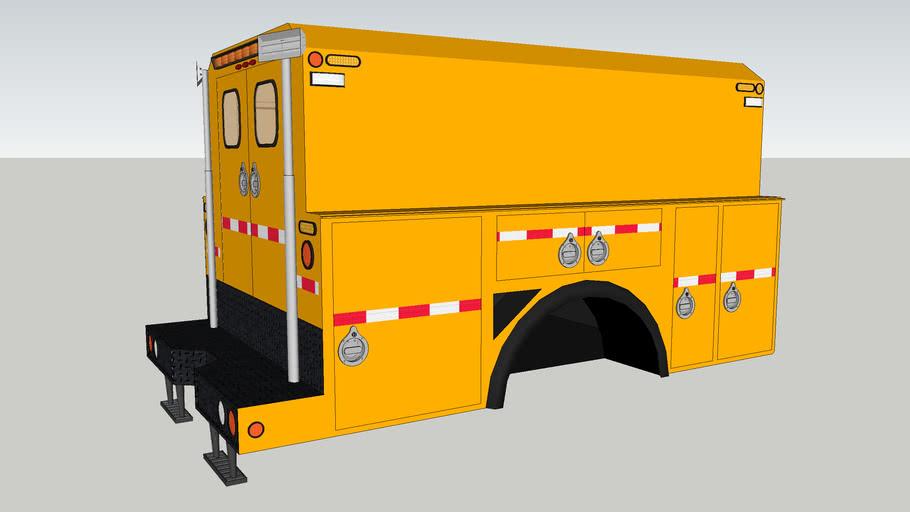 Truck Utility Body