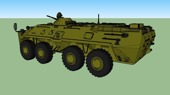 BTR-80 BY SİSTEM93