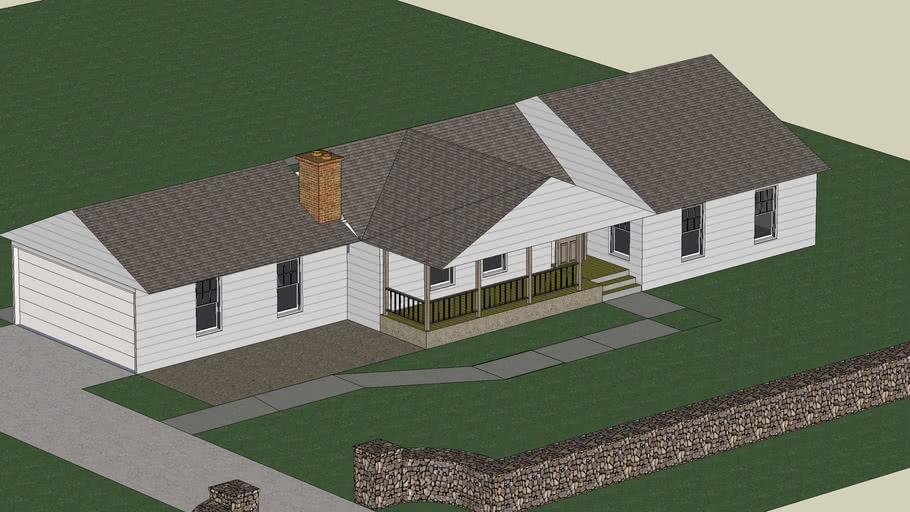 Juniper House, Porch C