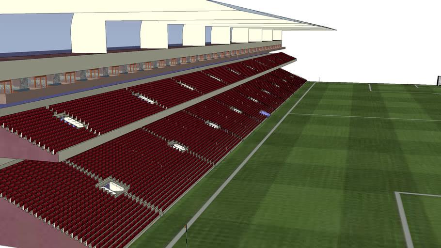 Kmart Stadium(For Samjohnson08 Store Stadium Contest)