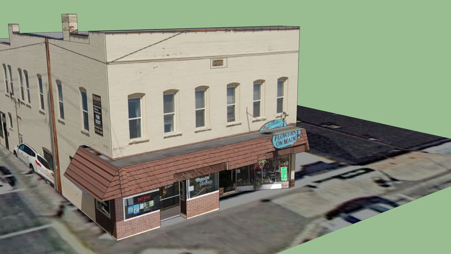 301-305 Main Street East, Menomonie, Wisconsin