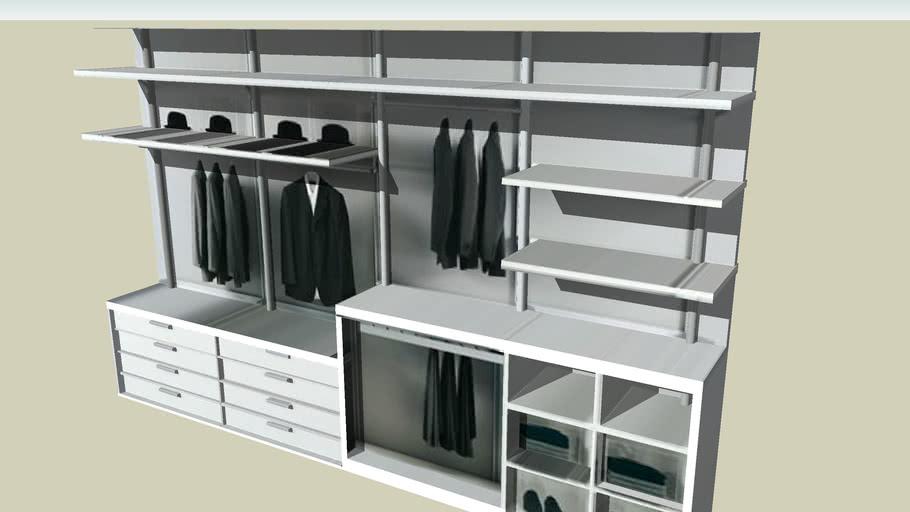 "wardrobe ""Rimadesio"""