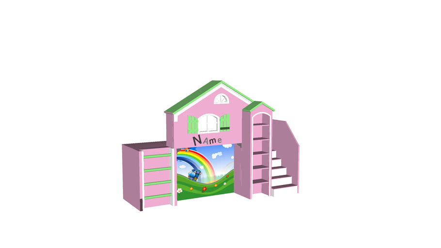Rack house childroom
