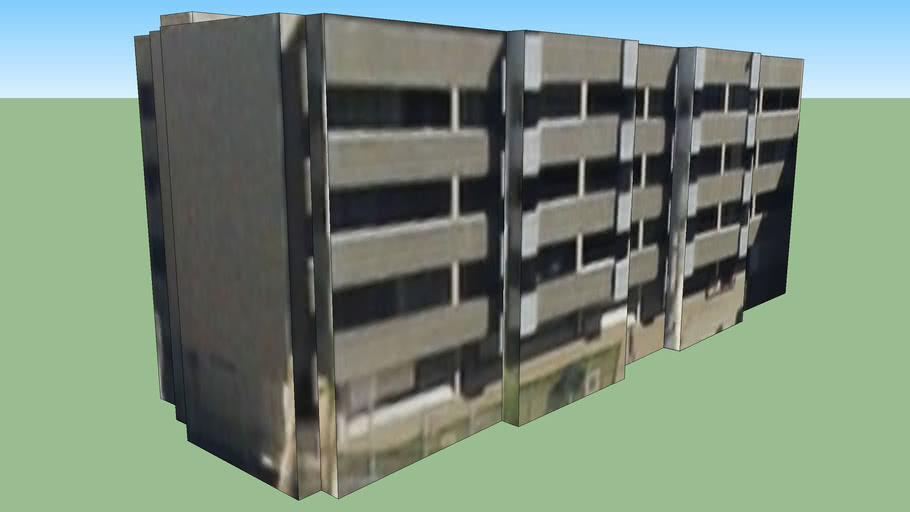 Building in 브라질 연방구 브라질리아