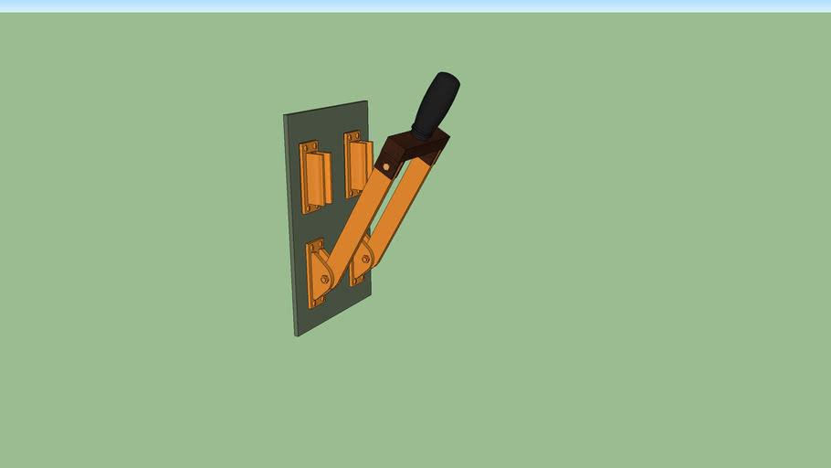 Knife Switch (dual throw)
