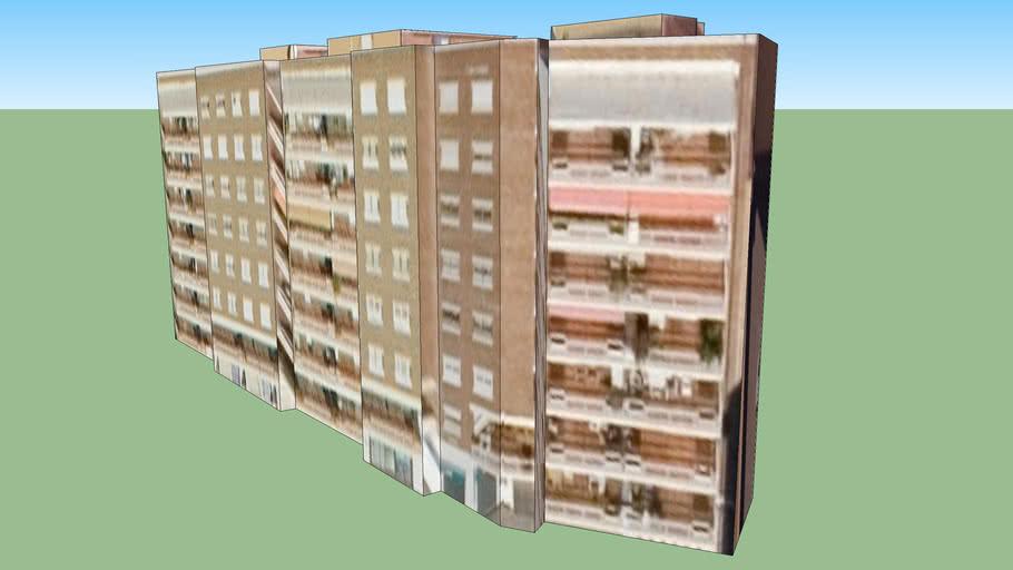 Edificio en Madrid, España