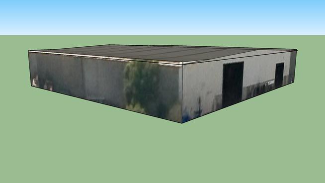 Building in Yarraville VIC, Australia
