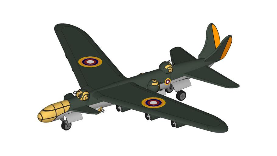 FA-21B Krel 'կրել' Bomber