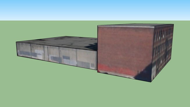 Building in 美国俄勒冈州波特兰