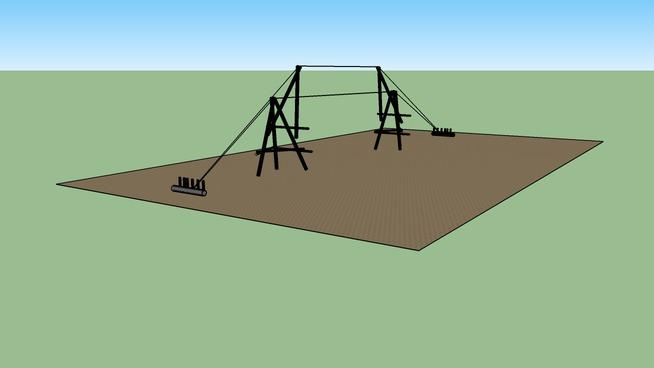 Touwbrug versie 1