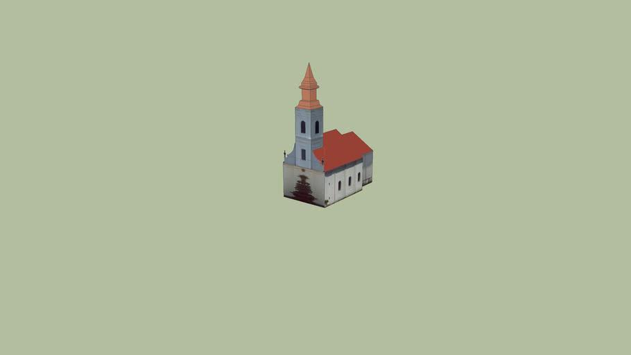 Vöröstó Római Katolikus Templom