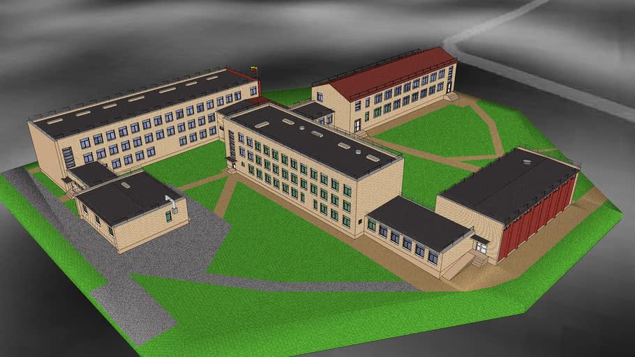 Tverų vidurinė mokykla