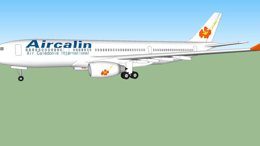 Air Calin Airbus A330-200