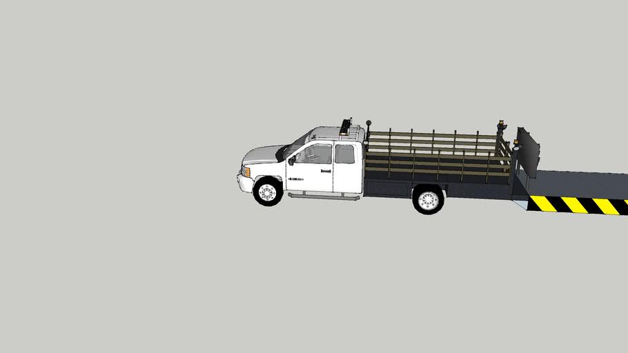 Arrow Board Truck