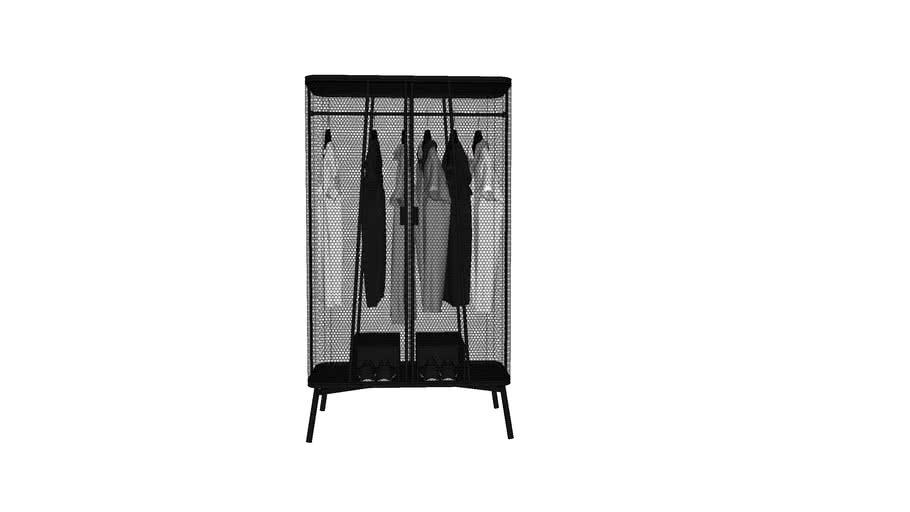 Spanst wardrobe- Ikea