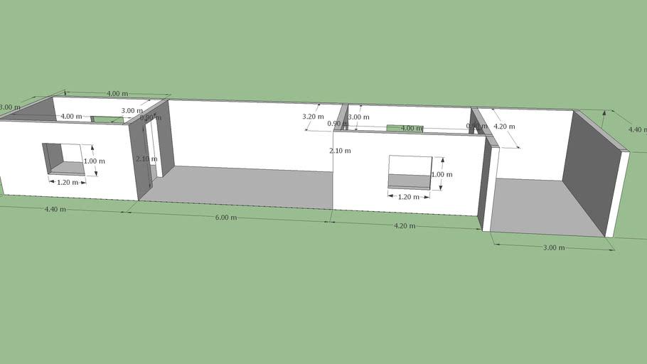 garaj ,atelier terasasi centrala lemne