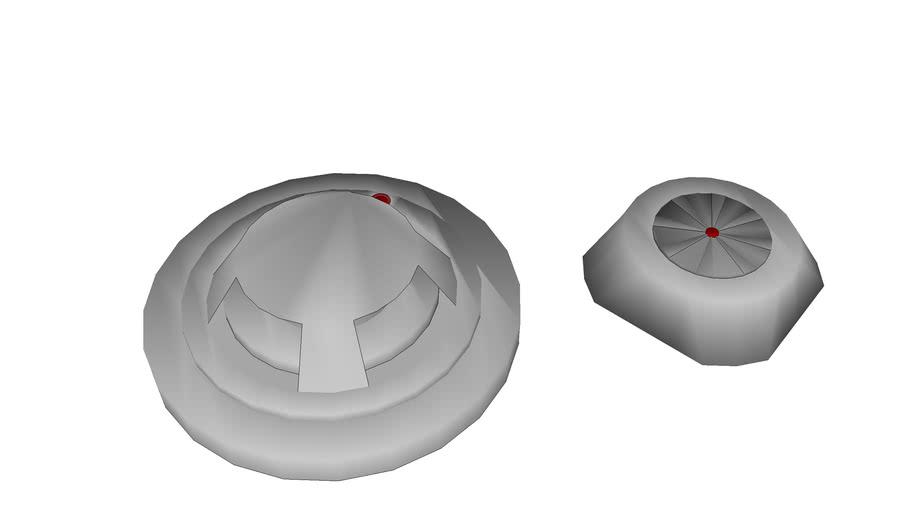 Sensor y Aspersor de incendios