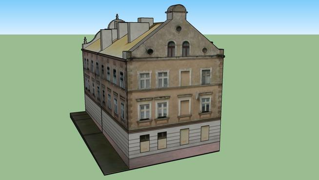 Kamienica Stare Miasto Olsztyn LXVIII