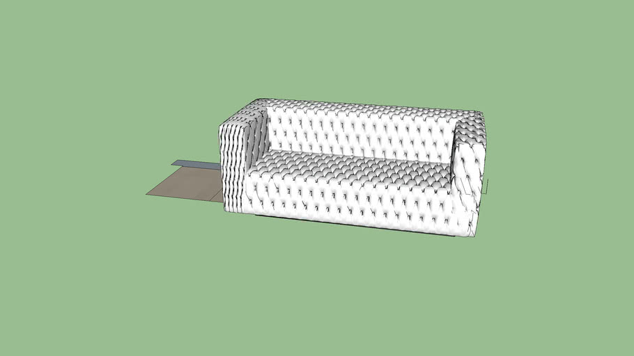 sofá louvre gui