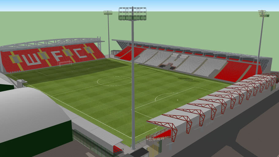 Kingfield Stadium (Expanded)