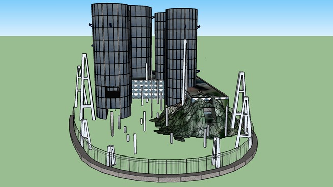 EuroMir im Europapark (V1.3 FOR G.E. BUILDING)