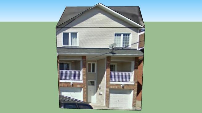 House in Ottawa, ON, Canada