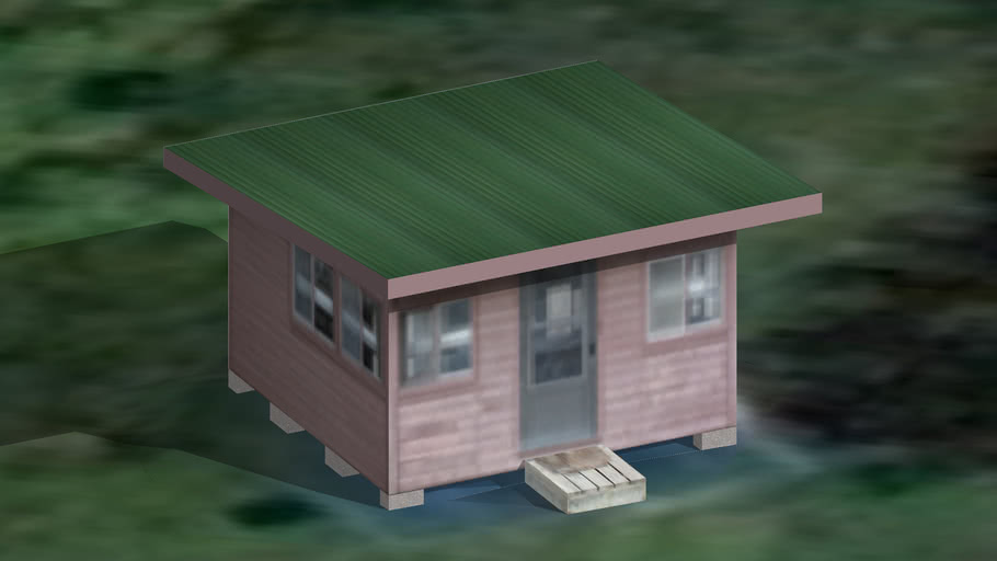 Cedar View Staff Cabin