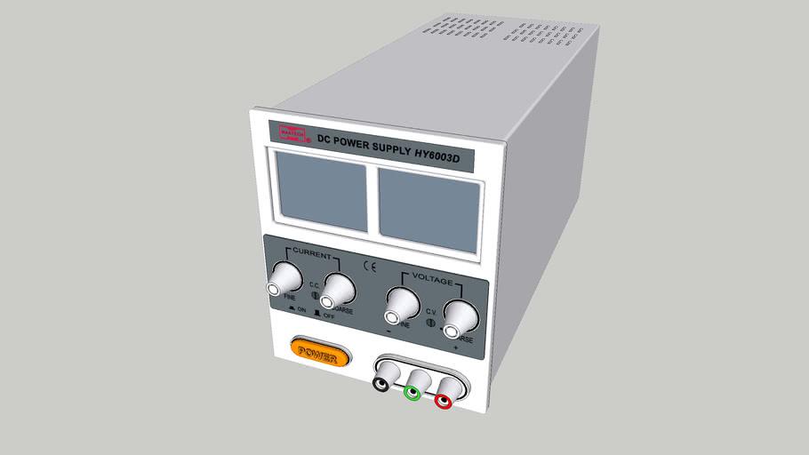 Mastech 60 volt Rectifier
