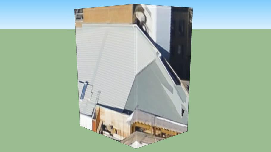 Building in Hackney, London EC1V 9DP, UK