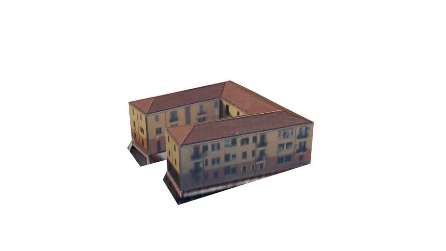 Edificio in Messina ME, Italia