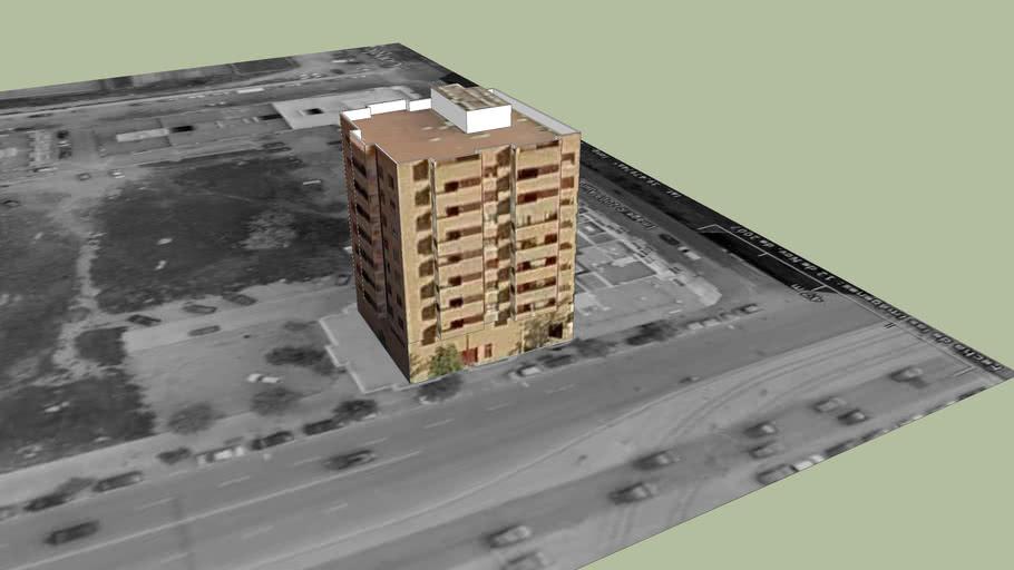 Edificio Viviendas C.Ing. Fausto Elio 38 - Malvarrosa - Valencia