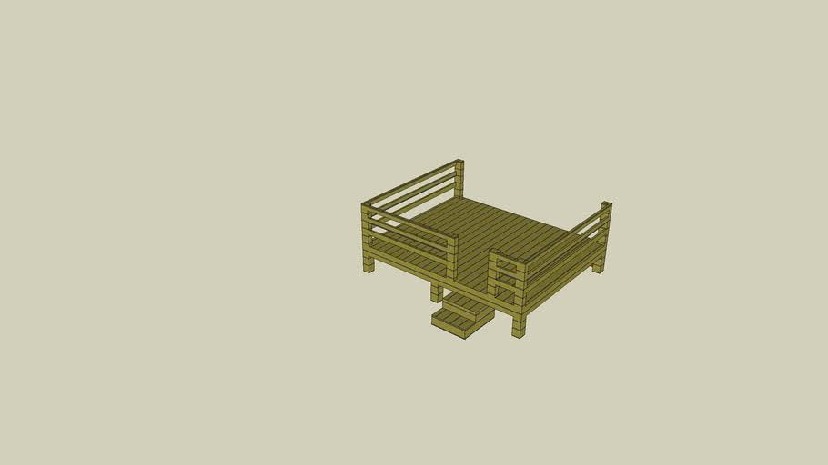 Small Deck/ Porch