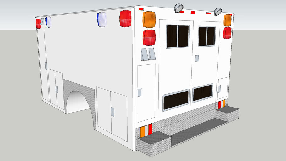 cajon ambulance type l   type lll