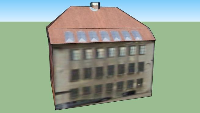 Building in Copenhagen, Denmark