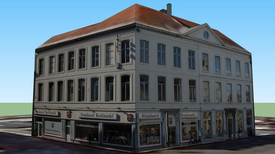 Standaard Boekhandel Sint-Baafs Gent