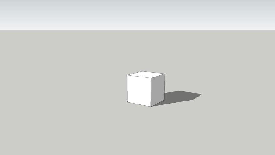 1m Cube