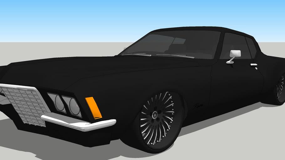 1972 Buick Riviera tuning