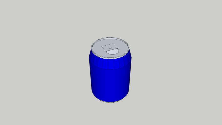 Soda-pop can
