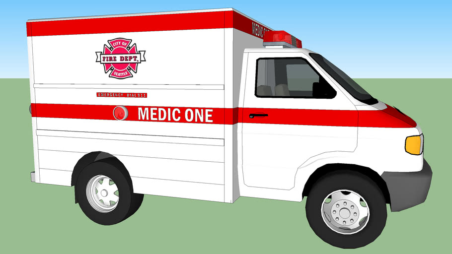 Seattle Fire Department- Medic One