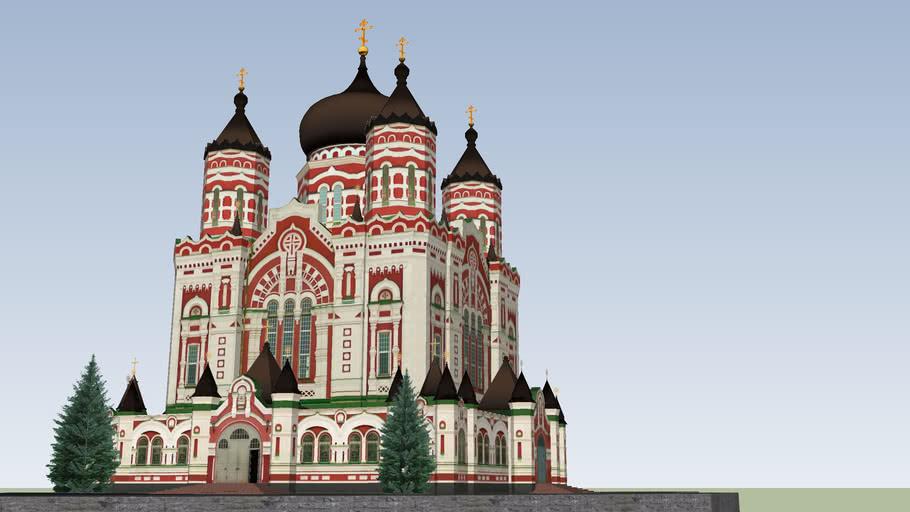 St. Panteleimon's Cathedral in Kiev