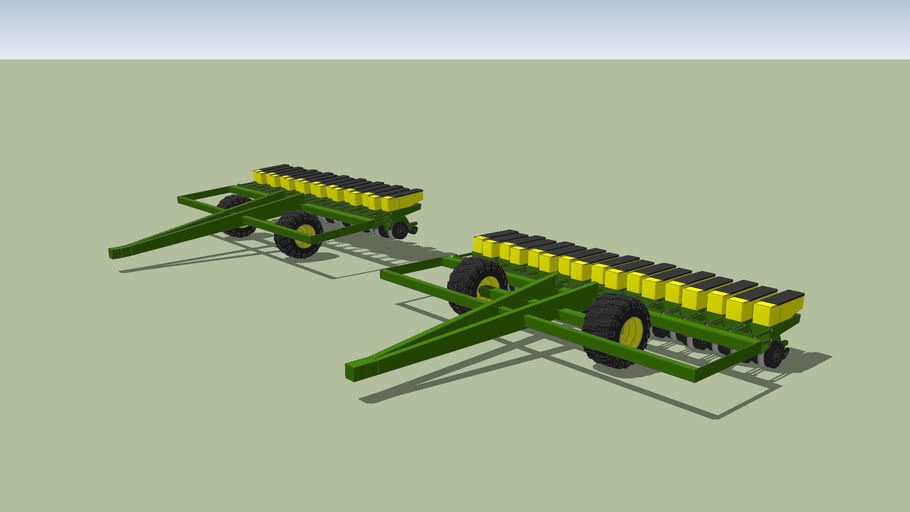 John Deere Corn/Bean Planter