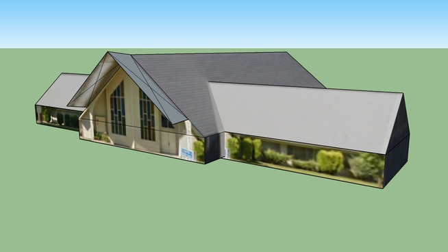 Church Building in Arden-Arcade, CA, USA