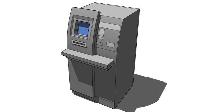 ATM | 3D Warehouse