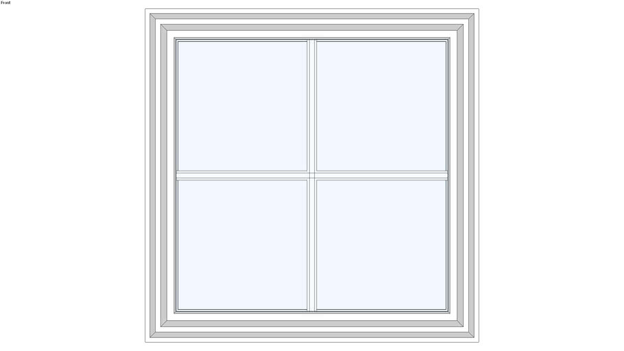 Tuscany® Series 3-Step Picture Window