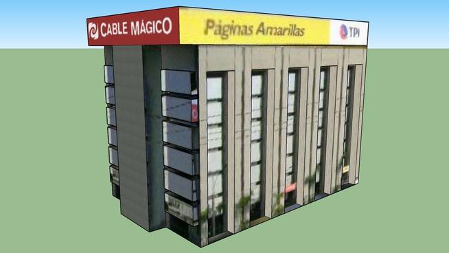 Edificio Telefónica (?), Paseo de la República