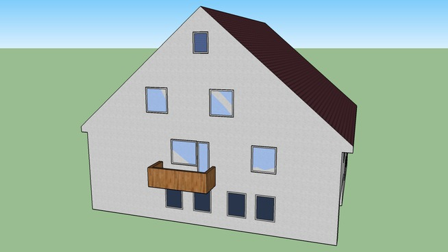 Wohnhaus in der Lange Str. 76 in 89129 Langenau