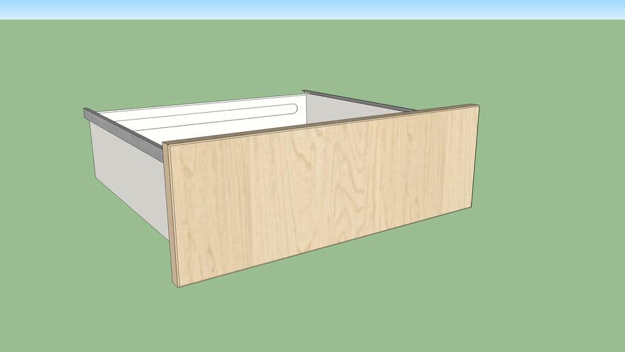 IKEA SKROVA drawer 60x55