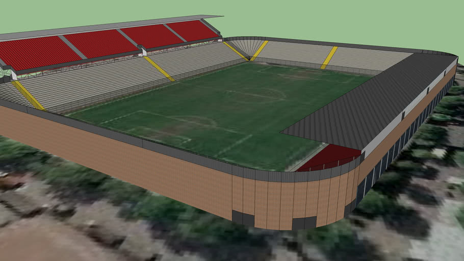 Millerntor Stadion (GE Version)