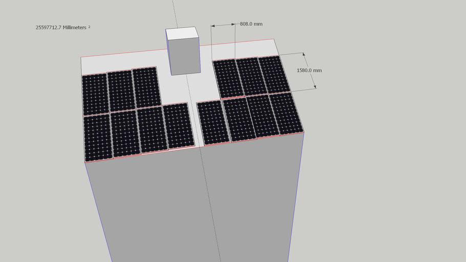 Solar Panel Install for ricci1212